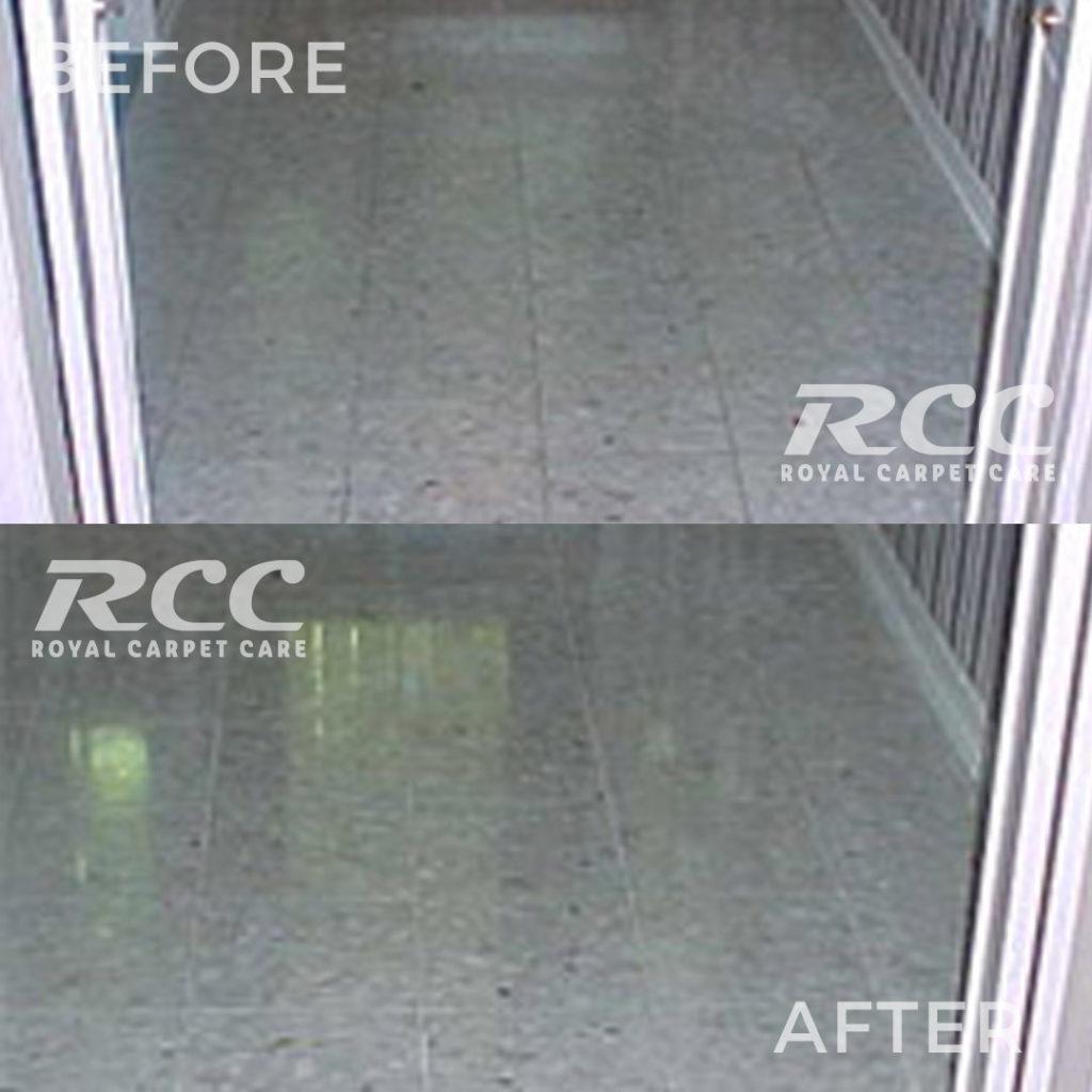 Terrazo RCC
